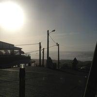 Photo taken at Café Surf Beach by Soufiane B. on 2/6/2014