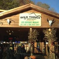 Photo taken at Wild Things Of Kentucky by John N. on 10/23/2012