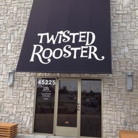 Photo taken at Twisted Rooster by John N. on 10/7/2012