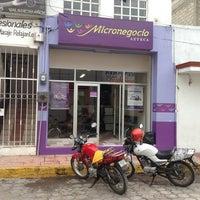 Photo taken at Micronegocio Azteca Libres by Luis Enrique S. on 8/7/2014
