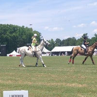 Photo taken at Triangle Charity Polo Classic by Annie F. on 6/8/2014