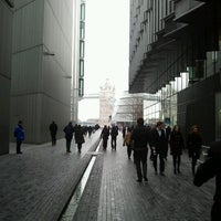 Photo taken at More London Riverside by Jelena R. on 1/28/2013