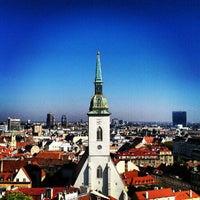 10/6/2012 tarihinde Strahinja S.ziyaretçi tarafından Katedrála svätého Martina'de çekilen fotoğraf