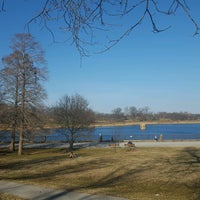 Photo taken at Druid Hill Park by Michael B. on 2/19/2017