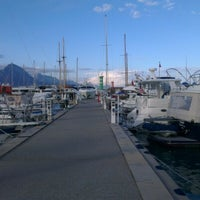 Photo taken at Kemer Türkiz Marina by Tugrul P. on 1/13/2013