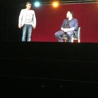 Photo taken at Palacio de Congresos de Marbella by Alena L. on 8/4/2016