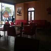 1/5/2014 tarihinde F H.ziyaretçi tarafından Domino's Pizza'de çekilen fotoğraf
