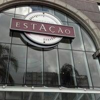 Foto tirada no(a) Shopping Estação por Rogerio H. em 1/20/2013