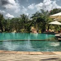 Photo taken at La Joya Villas by Daniel B. on 10/20/2012