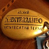 Foto scattata a Hotel Mediterraneo da Daniel B. il 4/20/2013