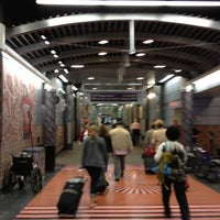 Photo taken at Gate A5 by BEto C. on 10/12/2012