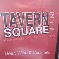 Photo taken at Tavern in the Square by John W. on 7/27/2013