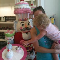 Photo taken at Cupcake Couture by Julie R. on 3/14/2013