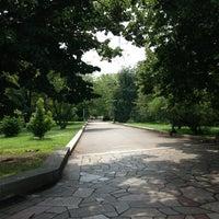 Photo taken at Letná Park by Alexander S. on 7/6/2013