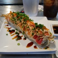 Photo taken at Trapper's Sushi by Marvin D. on 6/6/2015
