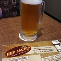 Photo taken at Hop Jack's by Marvin D. on 7/25/2014