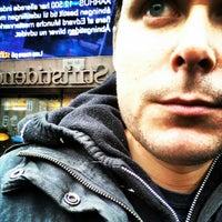Photo taken at Café Stiften by Morten S. on 10/5/2012
