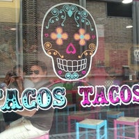 Photo taken at Tacos Tacos by Amandine B. on 7/11/2013