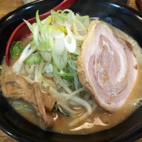 Photo taken at 麺処 花田 渋谷店 by Masato I. on 11/21/2014