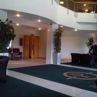 Photo taken at Plaza Hotel by martha c. on 4/10/2013