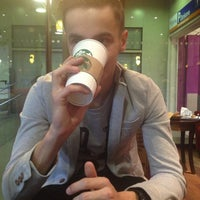 Photo taken at Starbucks by Matthieu L. on 4/27/2013