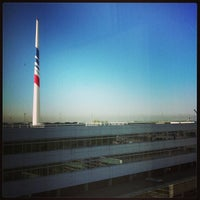Photo taken at Cité Air France by Max on 4/25/2013