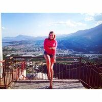 Photo taken at Stone House Hotel's by Valeriya A. on 6/12/2014