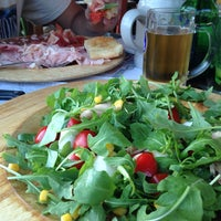 Photo taken at Antico Beccaria by Виктория А. on 6/26/2014