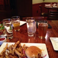 Photo taken at Barren Hill Tavern & Brewery by Raymond G. on 4/26/2014