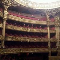Photo taken at Garnier Opera by Zeynep D. on 7/6/2013