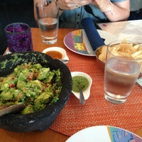 Photo taken at Rosa Mexicano by Egor S. on 5/31/2013