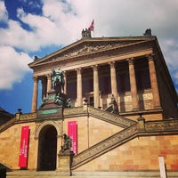 Photo taken at Museum Island by Mont W. on 7/16/2013