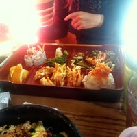 Photo taken at Sushi.com by Porchia H. on 12/12/2012