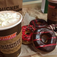 Photo taken at Dunkin' Donuts by Artyom K. on 12/17/2013