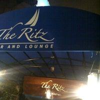 Photo taken at Ritz Bar & Lounge by Artyom K. on 7/5/2013