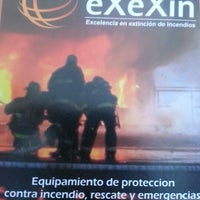 Photo taken at Exexin by Javi P. on 9/22/2012