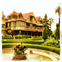 Photo taken at Winchester Mystery House by Naoki T. on 6/24/2013