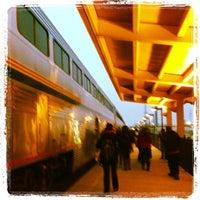 Photo taken at Illinois Terminal by Naoki T. on 12/19/2012