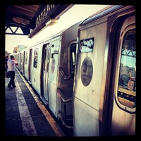 Photo taken at MTA Subway - Astoria Blvd/Hoyt Ave (N/W) by Naoki T. on 5/2/2013