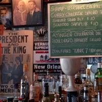 Photo taken at Henninger's Tavern by Sue C. on 5/29/2015