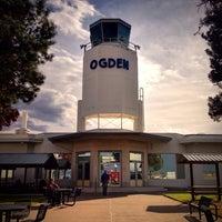 Photo taken at Ogden Hinkley Airport (OGD) by Tom H. on 10/28/2013