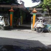 Photo taken at Pasar Lempuyangan by Eko S. on 4/12/2013