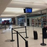 Photo taken at La Crosse Regional Airport (LSE) by Roberto G. on 8/11/2013