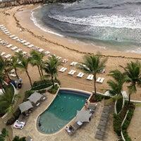 Photo taken at La Concha A Renaissance Resort by D@nny B. on 1/18/2013