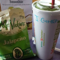 Photo taken at Tropical Smoothie Cafe by Tim on 3/6/2015