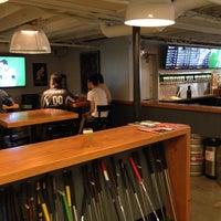Photo taken at Flatstick Pub by Nick J. on 7/9/2014