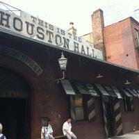 Photo taken at Houston Hall by Karl V. on 7/10/2013