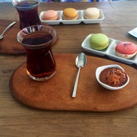 Photo taken at Arpège Patisserie by Bsevcan on 7/31/2015