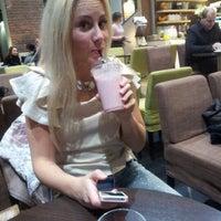 Photo taken at Pala Café by Anniina K. on 9/28/2012