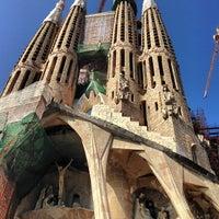 Photo prise au Sagrada Família par Eliezer S. le7/24/2013